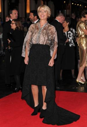 Emma Thompson to Be Honored with Handprint-Footprint Ceremony at SAVING MR. BANKS AFI Fest Opening, 11/7