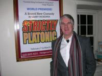 STRICTLY PLATONIC to Premiere at Hedgerow Theatre, 2/7-3/2