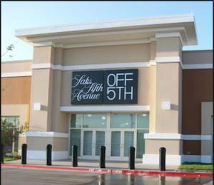 Saks Fifth Avenue OFF 5TH Opens New Boston Store