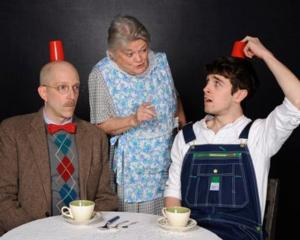 BWW Reviews: THE FOREIGNER at Vagabond Players Imports Comedy and Mayhem