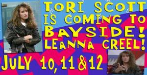 Leanna Creel to Make Special Guest Appearance in BAYSIDE! THE MUSICAL: Parody of Saved By The Bell, 7/10 - 7/12