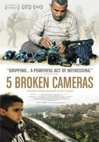 Oscar Nominated 5 BROKEN CAMERAS Opens at NY's Film Society of Lincoln Center