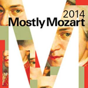 Lincoln Center's MOSTLY MOZART FESTIVAL 2014 Opening Week Highlights