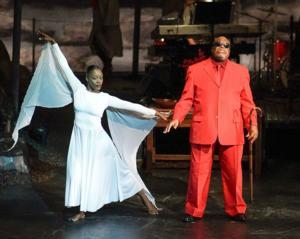 BWW Reviews: THE GOSPEL AT COLONUS… Greek Tragedy Turned Joyous with Gospel Music