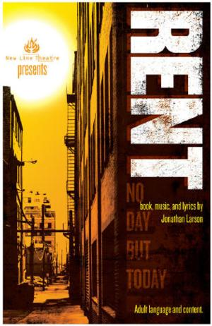 New Line Theatre Opens RENT Tonight