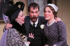 Cinnabar Theater Adds 6/11 Performance of 'FIGARO'