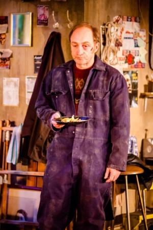 BWW Interview: Michael McElhatton in a Searing NIGHT ALIVE