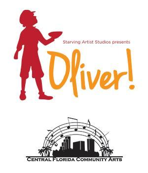 Starving Artist Studios Presents OLIVER!, Featuring Local Celebs, 7/11-20