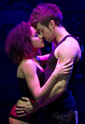 BWW Reviews: Fantastic Performers Can't Overcome AMERICAN IDIOT's Banal Direction and Concept