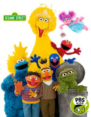 PBS Kids to Add New Bonus Half-Hour SESAME STREET This Fall