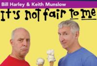 Bill Harley and Keith Munslow Celebrate Release of' It's Not Fair to Me' with a NYC Family Concert,2/24