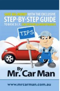 New Book Offers Cost-Effective Methods of D.I.Y. Car Repair
