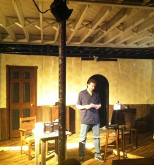 BWW Reviews: Poetry in the Arctic Winter Blast of Buffalo, NY?