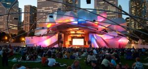 Come See BRIGADOON on the Big Screen in Millennium Park, 6/29