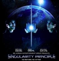 Big Screen Entertainment Signs Deal for New Sci-Fi Film SINGULARITY PRINCIPLE
