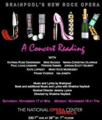 Katrina Rose Dideriksen, Freddie Kimmel and More Set for JUNK Reading, 11/17 & 19