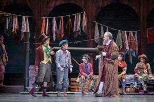 BWW Reviews: 5th Ave's OLIVER! Doesn't Have That Oom-Pah-Pah