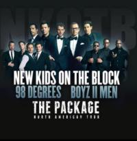 New Kids On The Block Announces 2013 Tour Dates with Boyz II Men, 98 Degrees