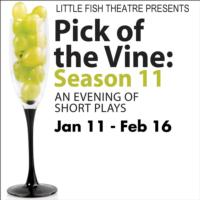 A NAME, DISCONNECTIONS, THE EIFFEL TRUTH and More Set for Little Fish Theatre's 2013 PICK OF THE VINE, 1/11-2/16