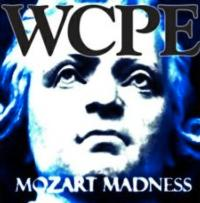 Mozart Madness Airs Now thru Jan 27 on TheClassicalStation.org