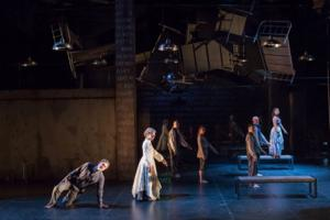 BWW Reviews: Arena Stage's HEALING WARS Makes World Premiere and Delivers Stunning Visuals