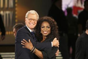Oprah Winfrey to Make Return Visit to DAVID LETTERMAN, 8/1