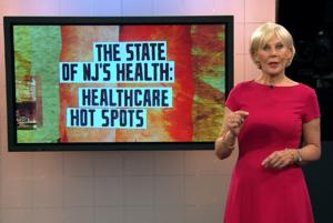 NJTV Premieres Town Hall Series STATE OF NJ'S HEALTH Tonight