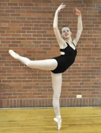 Beck Center Ballerinas Rated Top 12 in National Ballet Competition