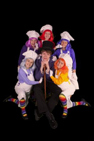 Hale Center Theater Orem to Stage WILLY WONKA JR., 5/19-23