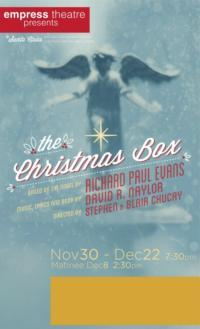 BWW Reviews: Empress Theatre's THE CHRISTMAS BOX is a Labor of Love
