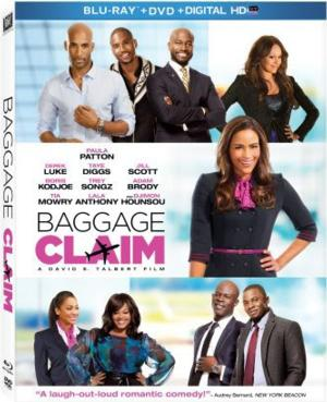 Hit Romantic Comedy BAGGAGE CLAIM on Blu-ray/DVD Today