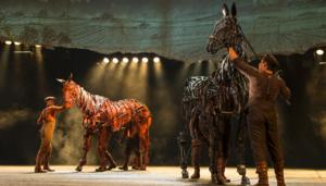 BWW Reviews: A Tale of Friendship, Love, War Gallops to the Stage in Tour of WAR HORSE at The Bushnell