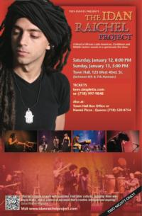The Idan Raichel Project Comes to Town Hall, 1/12 & 13