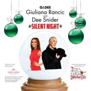 Dee Snider & Giuliana Rancic Team Up for New Holiday Single
