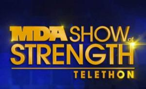MDA SHOW OF STRENGTH TELETHON to Return to ABC, 8/31