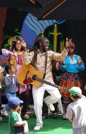 Asheba to Bring Reggae and Calypso Concert to Symphony Space, 11/23