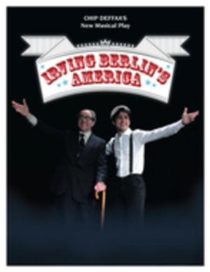 IRVING BERLIN'S AMERICA, Starring Michael Townsend Wright and Giuseppe Bausilio, to Open 6/15 at 13th Street Rep