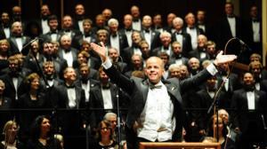 Indianapolis Symphonic Choir Performs Benjamin Britten's WAR REQUIEM Tonight