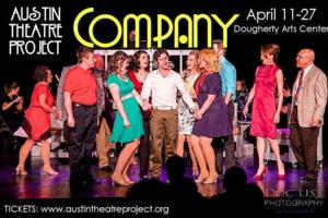 BWW Reviews: Austin Theatre Project's COMPANY a Thrilling Production of a Sondheim Classic