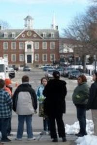 Newport History Tours Announces 2013 Winter Festival Schedule