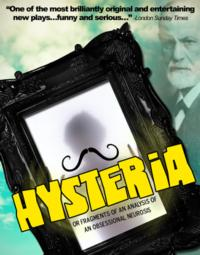 American Stage Presents HYSTERIA: OR FRAGMENTS OF AN ANALYSIS OF AN OBSESSIONAL NEUROSIS, 9/12