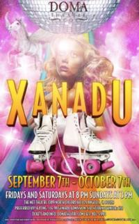 DOMA Theatre Company Presents XANADU, 9/7-10/7