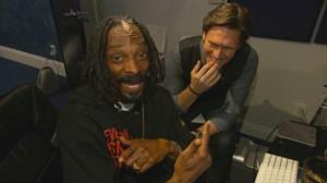 Rapper Snoop Dogg Talks The GRAMMYs with CBS SUNDAY MORNING Today