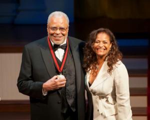 Vice President Biden, James Earl Jones, Scott Bakula, Debbie Allen, and More Come to Ford's Theatre Gala