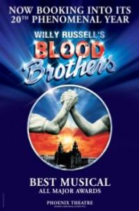 West End's BLOOD BROTHERS Postpones Closing to November 10