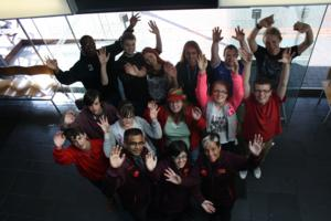 Sainsbury's Navigation Street Local and Birmingham Hippodrome Team Up for Charity
