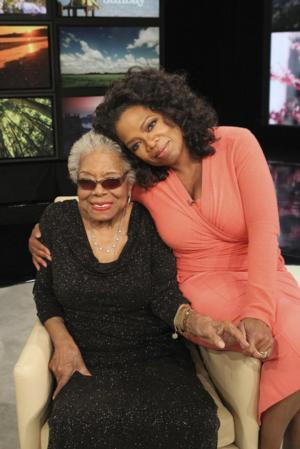 OWN to Honor Maya Angelou this Sunday