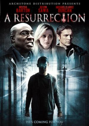 A RESURRECTION, Starring Mischa Barton, Michael Clark Duncan and More, Out on DVD Today