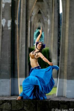 Klezwoods to Premiere 30th Meridian Belly Dance Ballet, 2/1