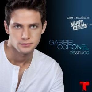 Telemundo to Present World Premiere of Gabriel Coronel's New Music Video 'Yo Te Amo'